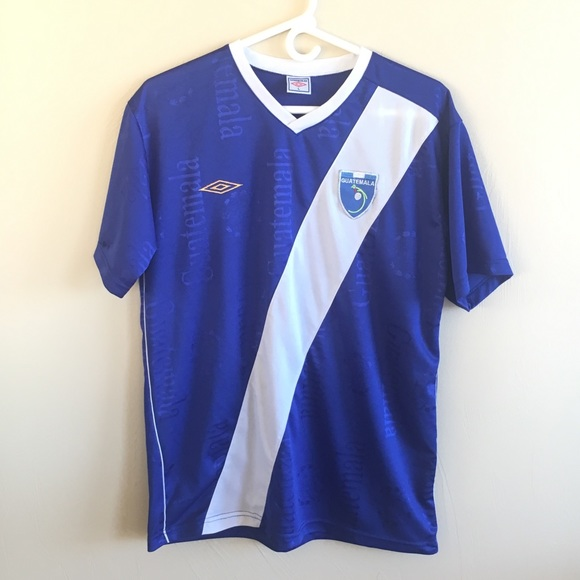 452a01afecc Umbro Shirts | Guatemala Home Soccer Jersey | Poshmark
